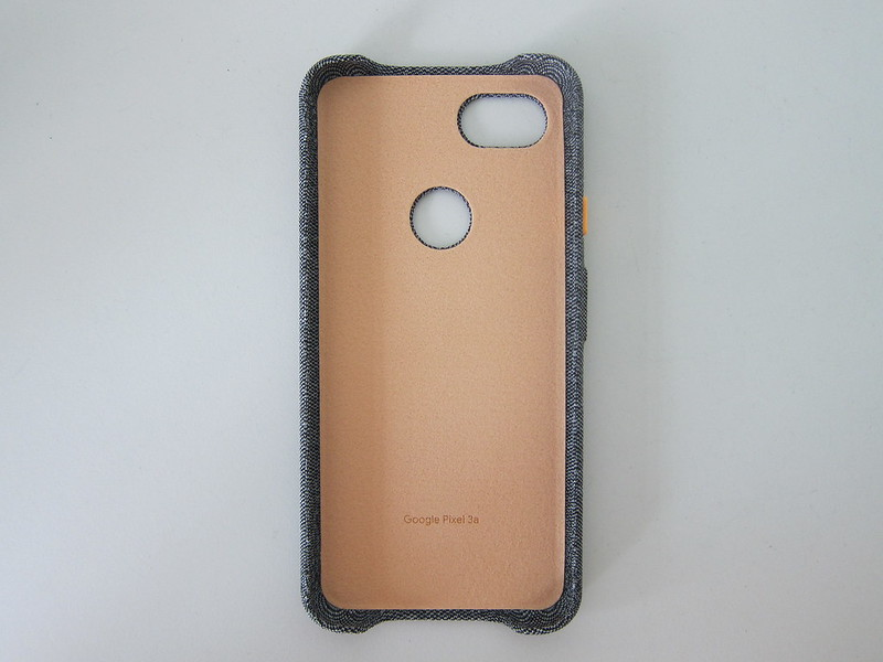 Google Pixel 3a XL Fabric Case - Front