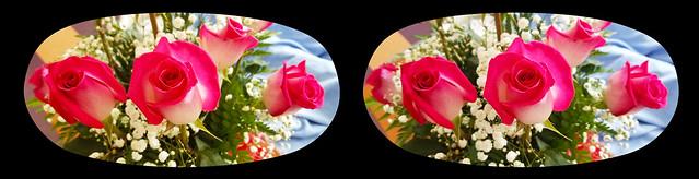 3D Roses Smell Even Better