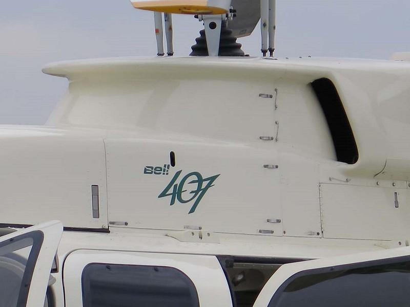 Bell 407 00006