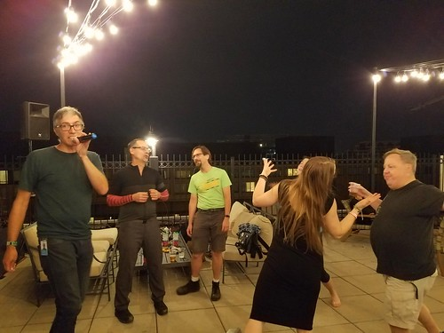 Rudi's Karaoke Birthday