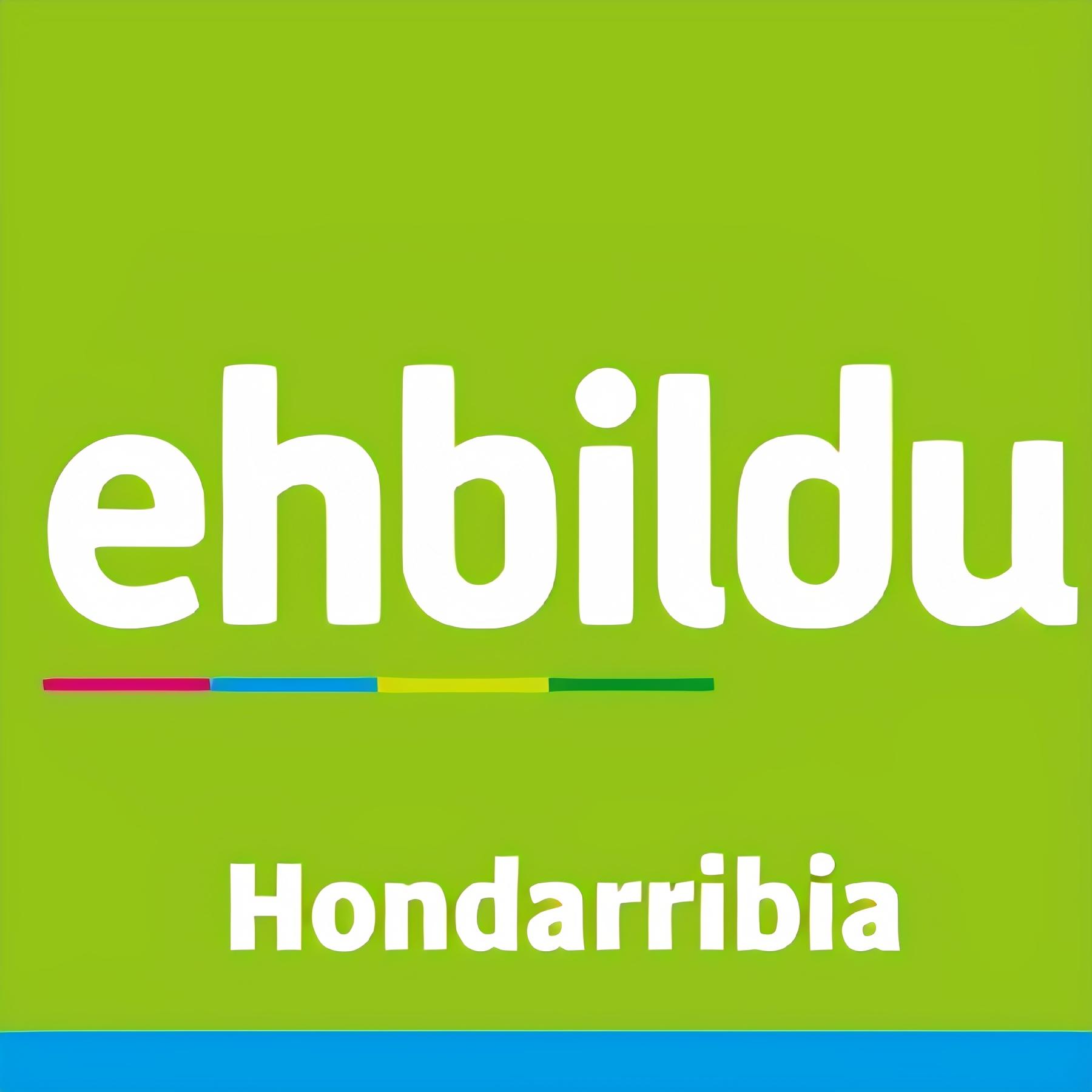 Logotipo EH Bildu Hondarribia