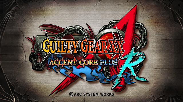 Guilty Gear XX 2013