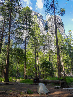 Valley backpacker's campground | by snackronym
