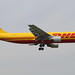 D-AZMO  -  Airbus A300F4-622R  -  DHL (European Air Transport)  -  LHR/EGLL 15-5-19