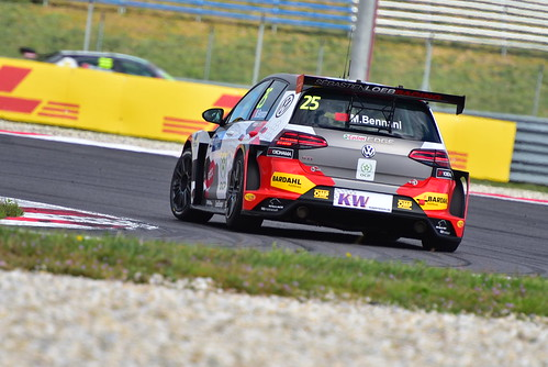 Mehdi Bennani, Volkswagen Golf GTI TCR, FIA WTCR World Touring Car Cup, Slovakia Ring 2019