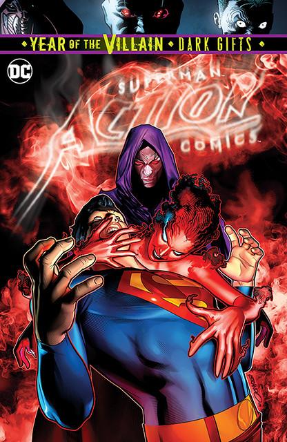 DC Comics August 2019 Solicitations: Comics