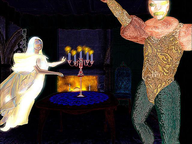 La Maison d'Aneli  -Hamlet In Five Scenes III