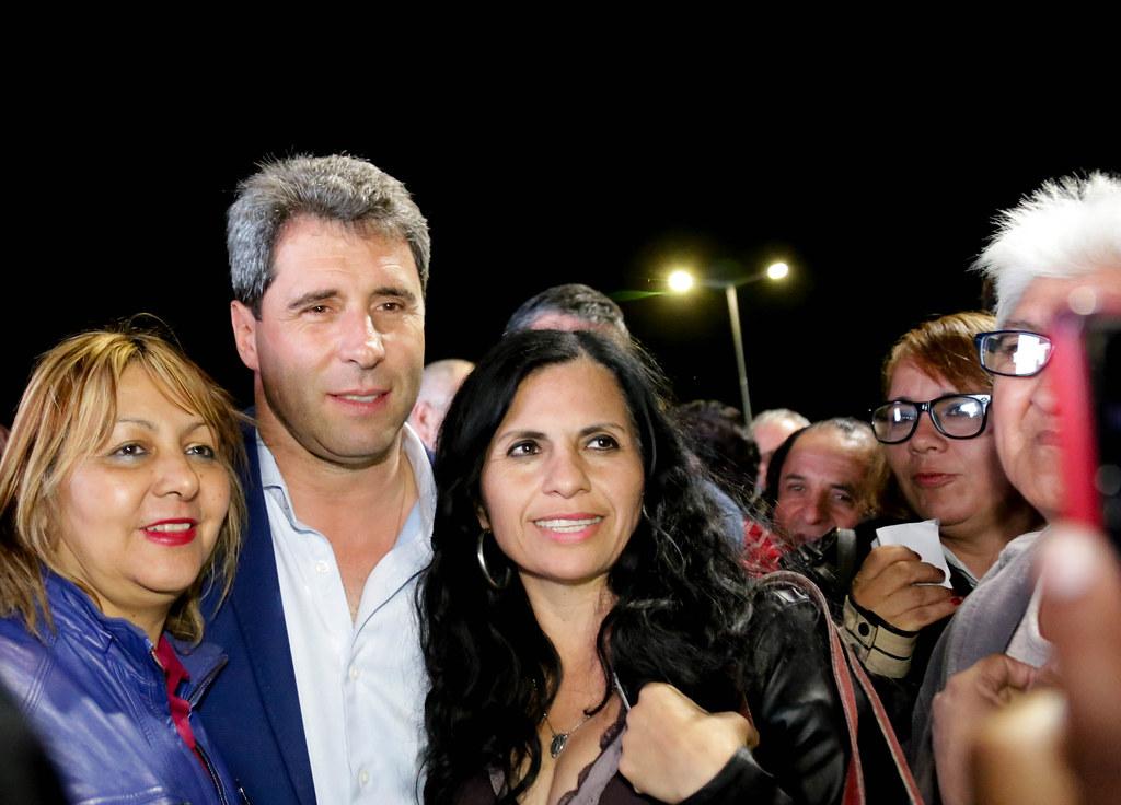 2019-05-17 PRENSA : Inauguración de Obras  de ensanche y pavimentación de Calle 11 Pocito - Tramo ruta 40 y Av. Joaquín Uñac