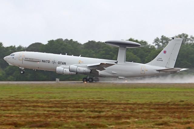 [XMJ] LX-N90448 E-3A NATO
