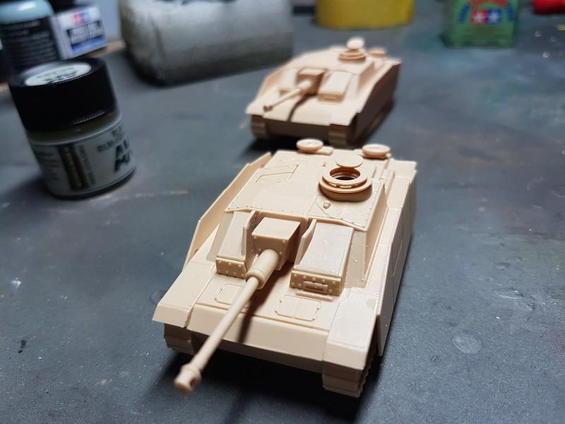 Armourfast 1//72 German stug III sprue