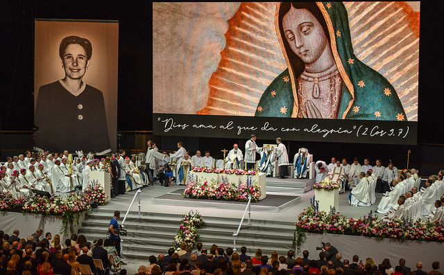 18 de mayo Beatificación de Guadalupe Ortiz de Landázuri