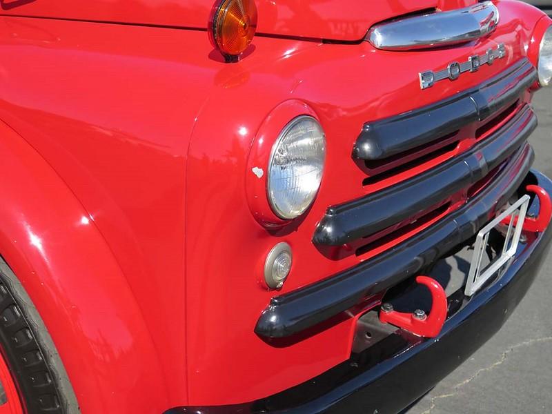 1950 Dodge Fire Truck 00006