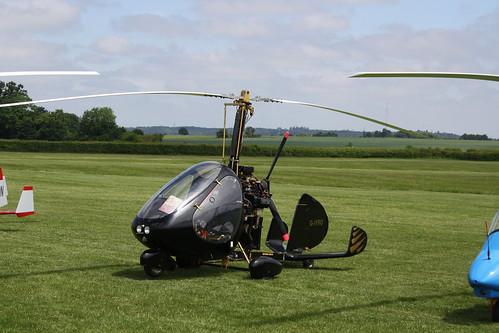 G-IYRO RAF-200GTX-SE [PFA G13-1284] Old Warden 090618