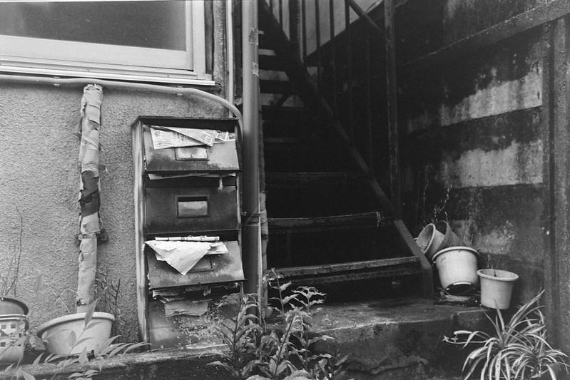 155LeicaM2 Summaron 35mm f35 Kodak 400TX上池袋二丁目