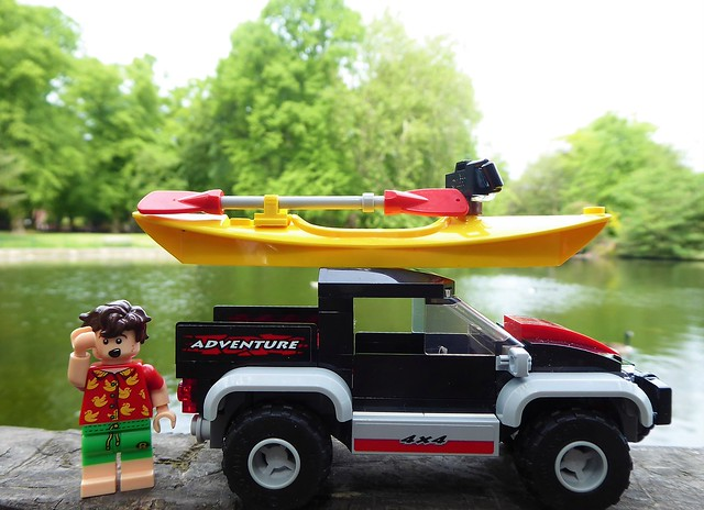 Canoe...