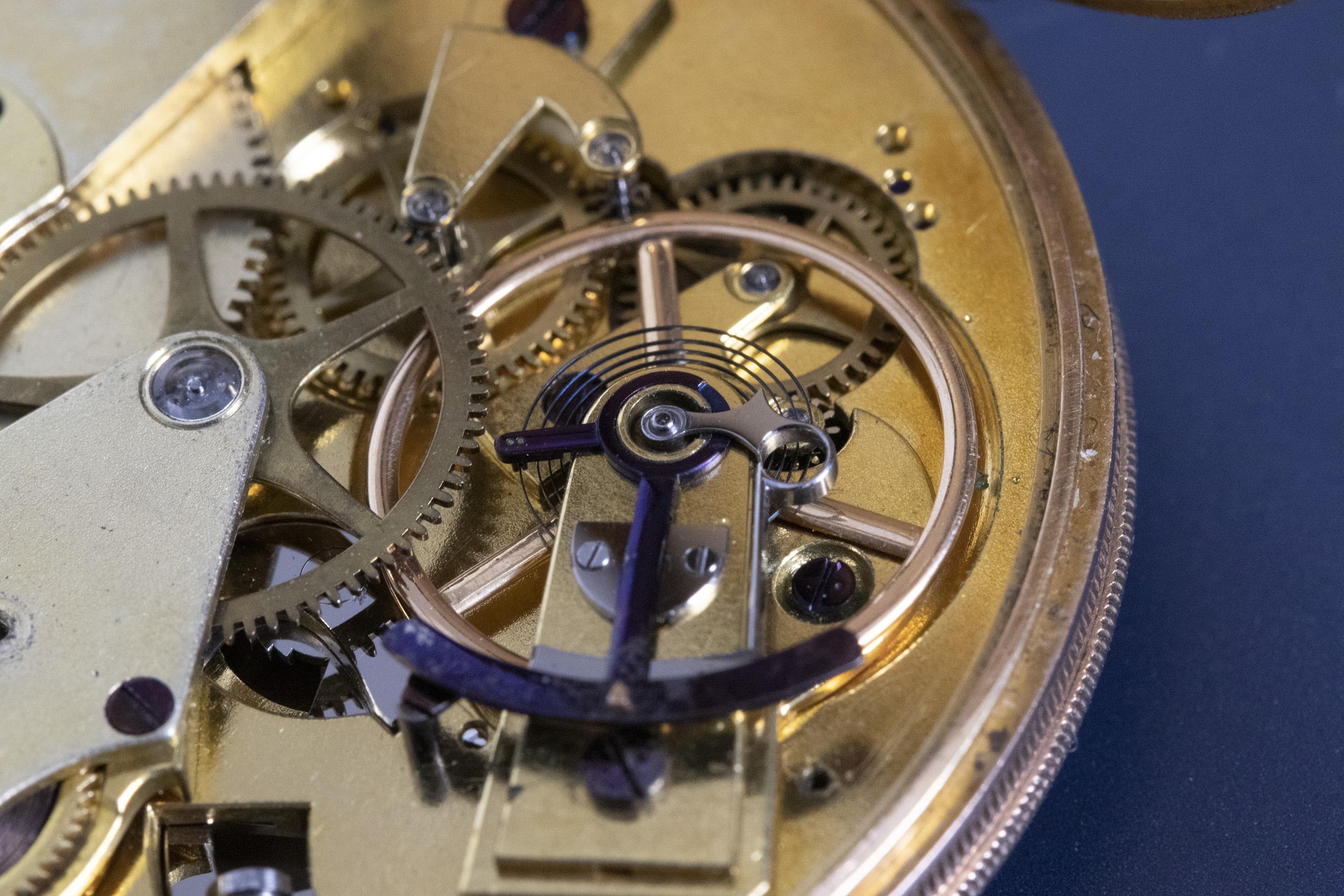 Breguet N°3190, vendue en 1819 au Baron de Vietinghoff 40908051513_a17a537105_o