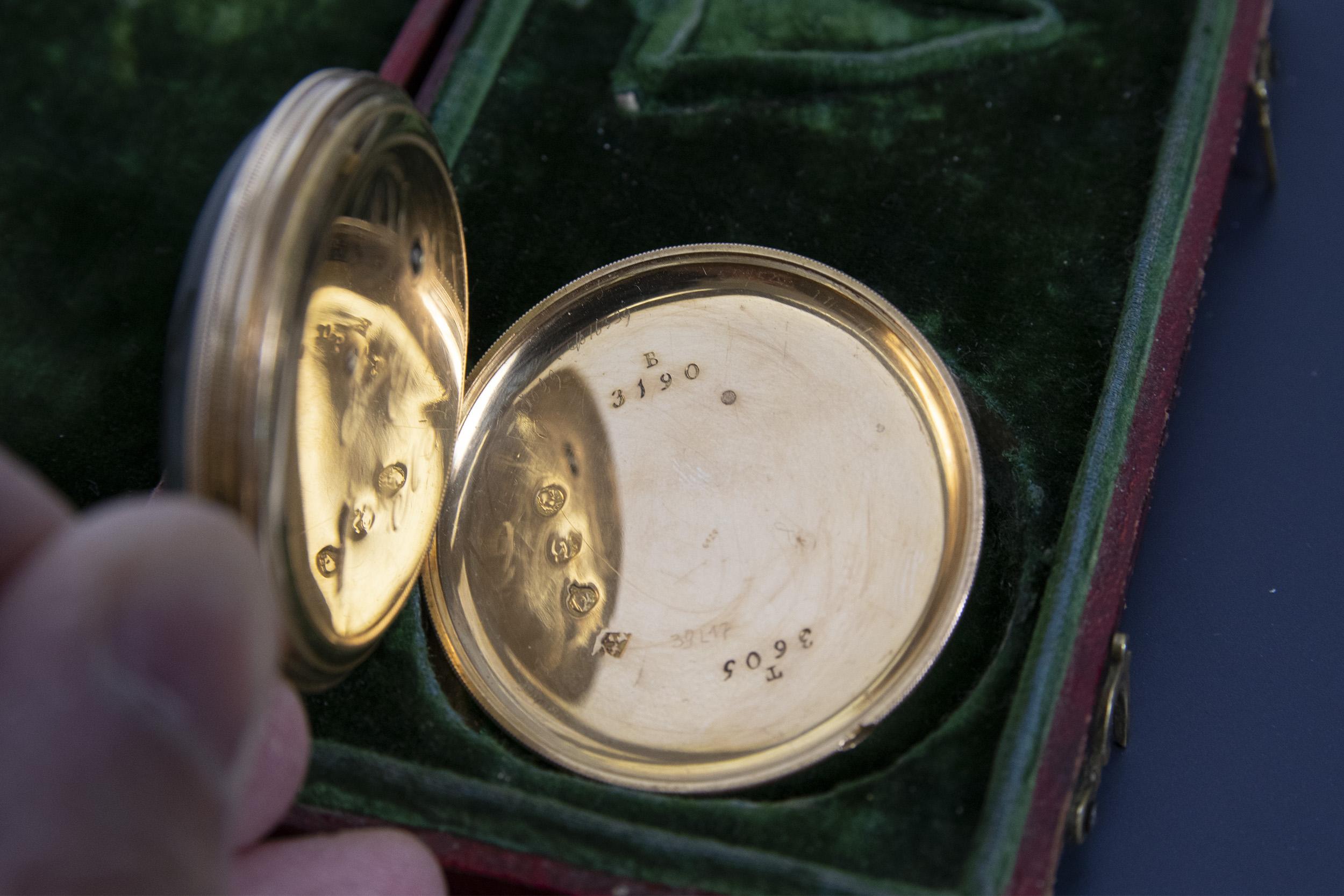 Breguet N°3190, vendue en 1819 au Baron de Vietinghoff 40908051603_e995fddfb0_o