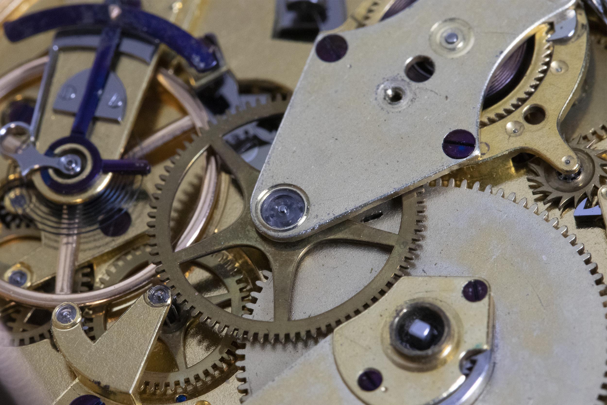 Breguet N°3190, vendue en 1819 au Baron de Vietinghoff 40908051883_9ffeabb432_o