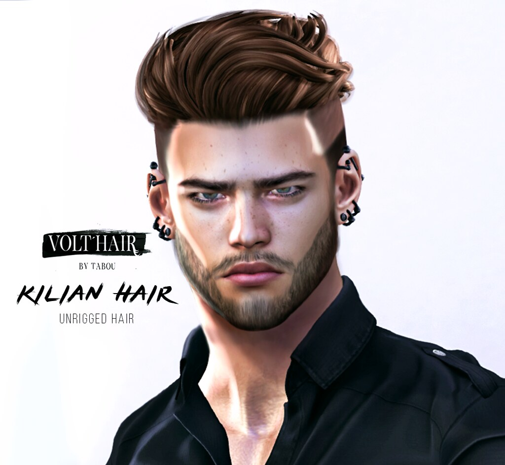 Kilian Hair @ Man cave event