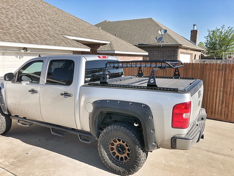 No Weld Pickup Truck Bed Racks And Cross Bars Page 2 Tventuring Adventure Trailer Forum