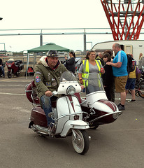 Lambretta and Sidecar..CR2