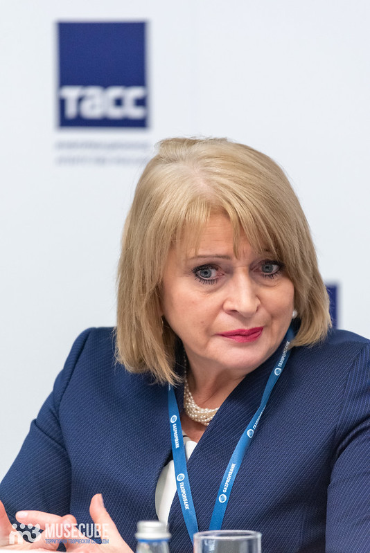 Пресс-конференция, посвященная проведению Международной театральной олимпиады 2019 в России
