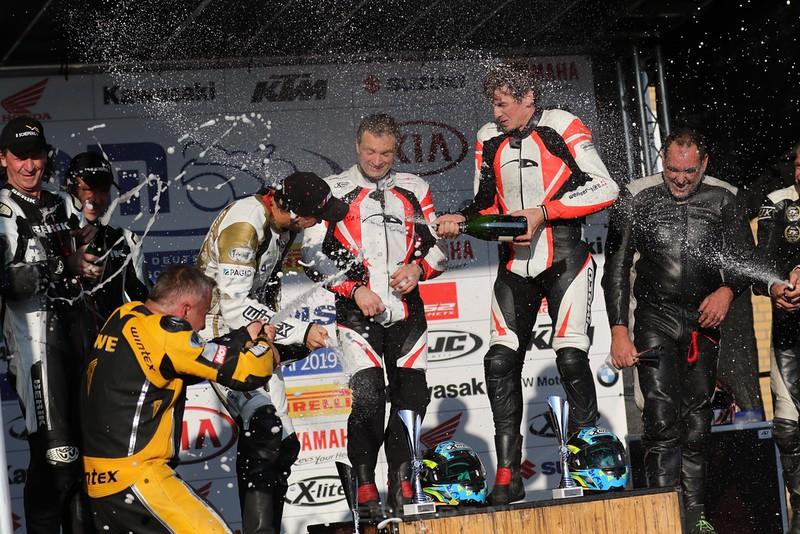 Zijspannen Race 1 - Damon Teerink (3)