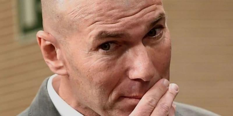 Zidane Menegaskan Kalau dia Memiliki Kendali Penuh di Real Madrid