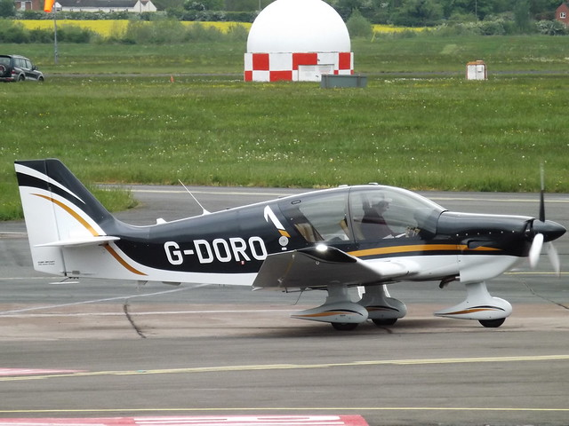G-DORO Robin DR400 (Private Owner)