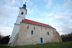 Protestant Church, Túrony, Hungary