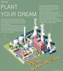 (Infographic illustration) Plant your dream