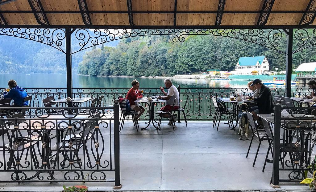 Lake-Ritsa-Abkhazia-Озеро-Рица-Абхазия-7671