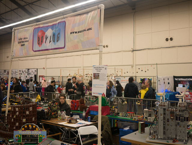 BayLUG @ Maker Faire Bay Area 2019