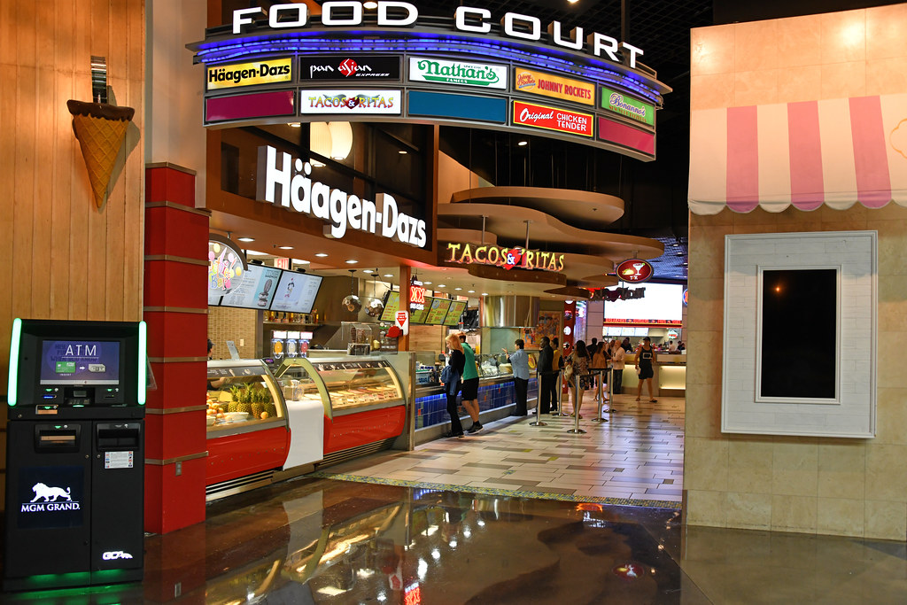 Mgm Grand Food Court