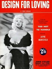 Jayne Mansfield - Design For Loving