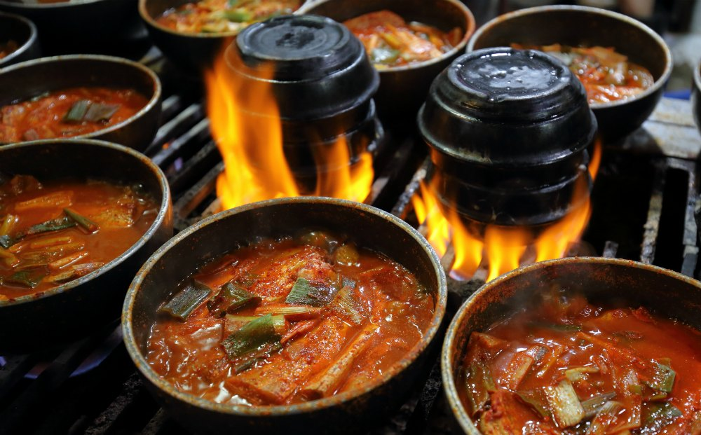 Korean Food: What to eat in Seoul - Kimchi Stew