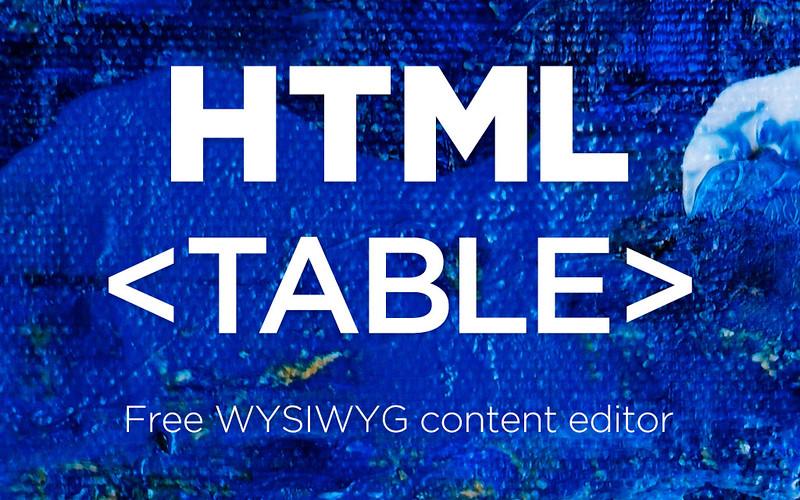 sapjil-free-table-editor