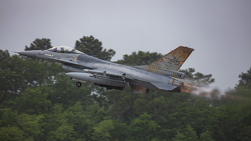 FA-116, Lockheed F-16C Belgium Air Force @ Mont de Marsan LFMB