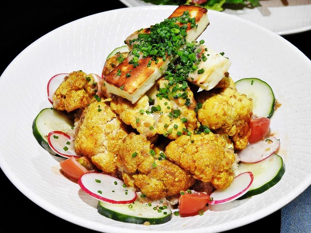 Roasted Cauliflower & Quinoa