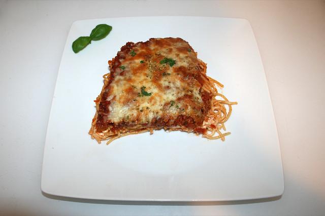 60 - Million Dollar Spaghetti - Served / Serviert