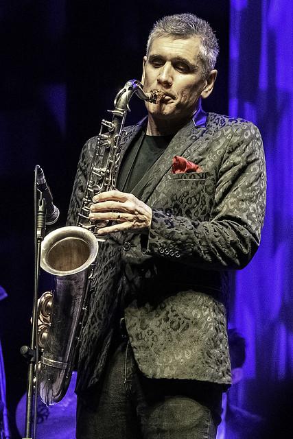 Curtis Stigers - Saxophone