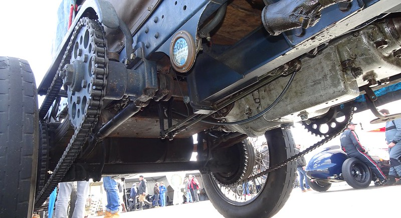 Brasier Aero Engine V8 / 11,5 litres / 220 Hp Hispano Suiza 1908 40914729033_c8aceb9e50_c