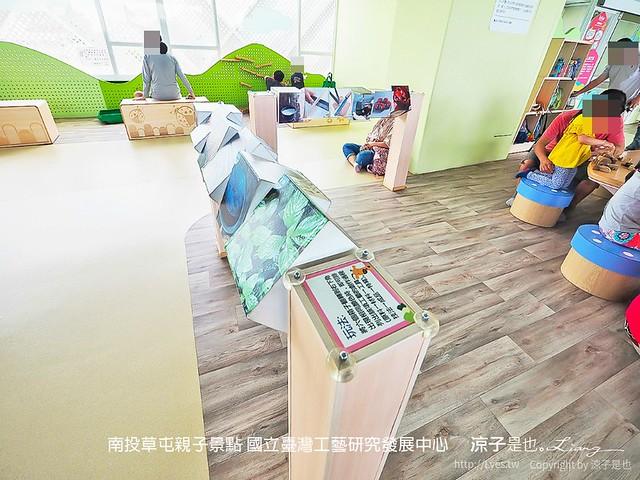 南投草屯親子景點 國立臺灣工藝研究發展中心 19