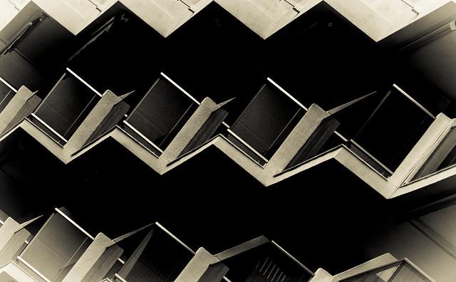 Balcones.
