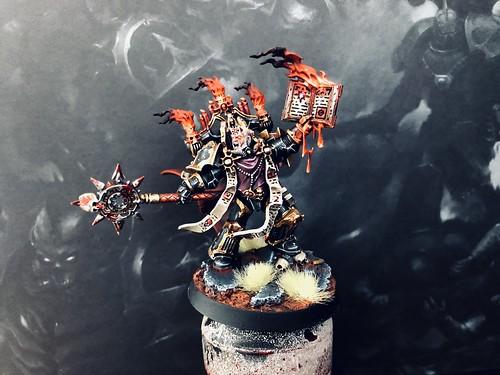 Dark Apostle - Black Legion