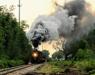 Steaming Out Of Chillicothe