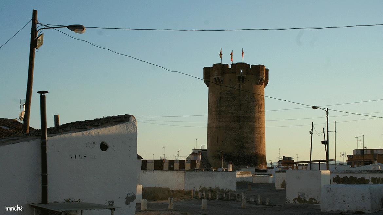 la torre de Paterna
