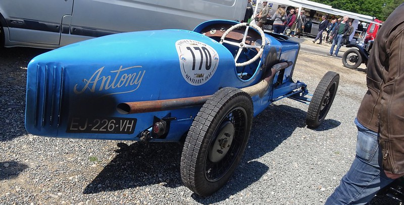 Antony moteur 1500 cc Chapuis-Dornier  1925 - VRM 2019 40916837293_b1462aeb44_c