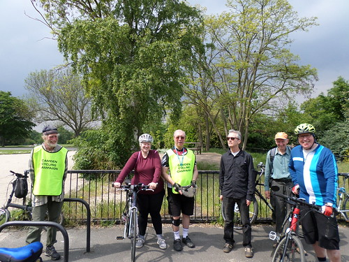 190519 South London Parks Ride 23