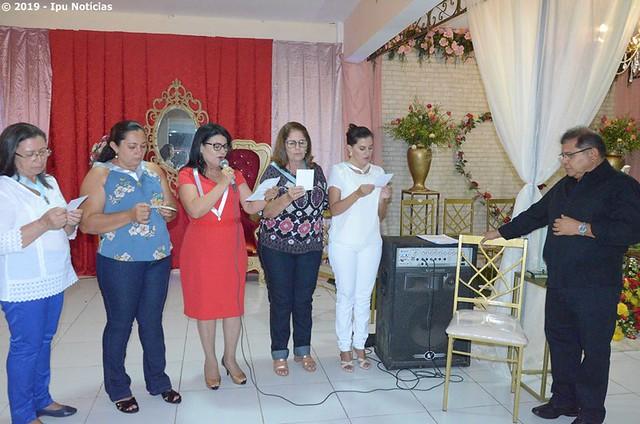 """Comemoração tripla realizada pelas """"Mães Cristãs"""""""